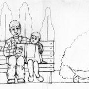 Parole nel vento - silent book