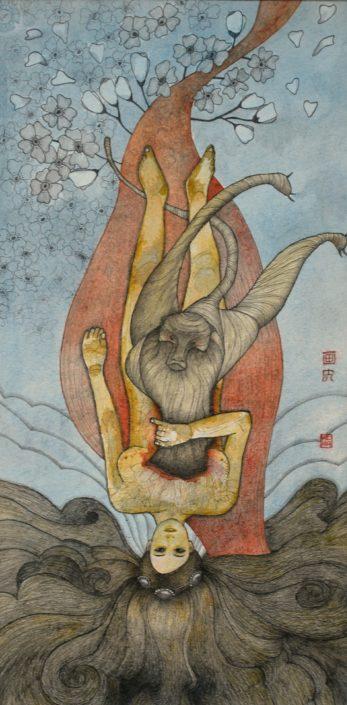Sottopelle - Illustrazione per Metamorfosi, FEFF 2017